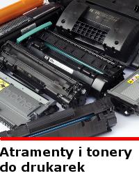 Tonery i atramenty